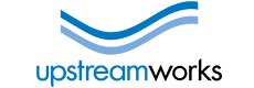 Upstream Works logo
