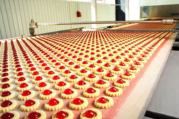 Food production line