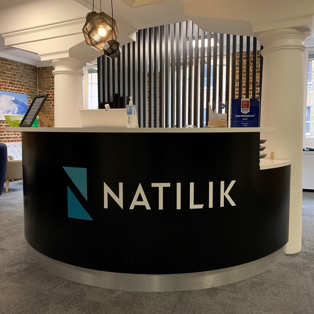 Natilik Front Desk
