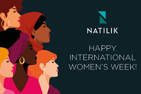 International Women's Week 2021 banner