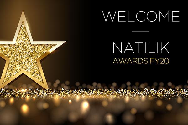 Natilik Virtual Awards 2020 banner