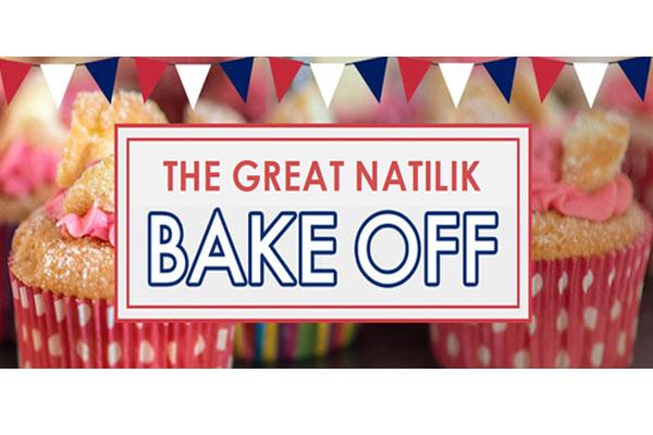The Great Natilik Bake Off banner
