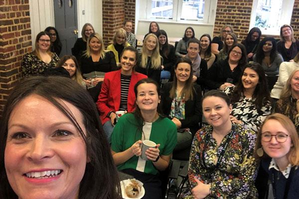 Women In Technology meet