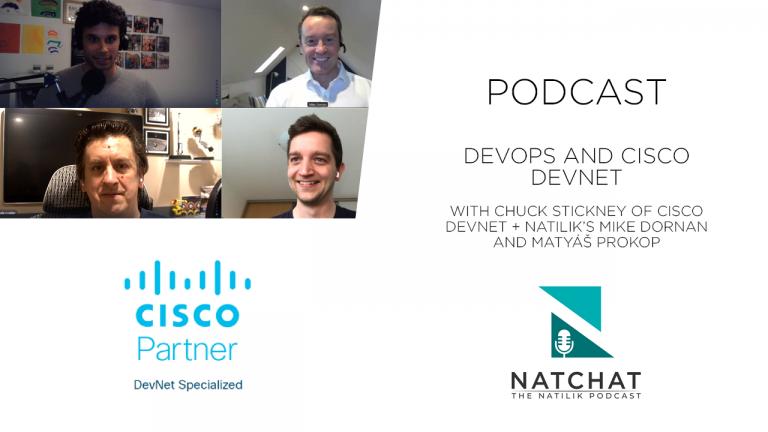 NatChat DevOps and Cisco DevNet